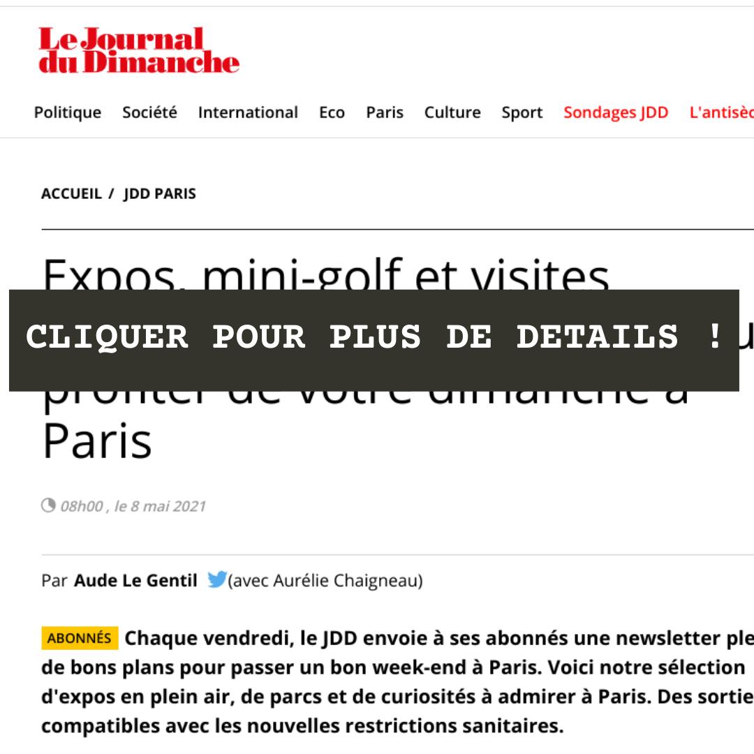 Les Potins de Paris - Visite guidée insolite Paris